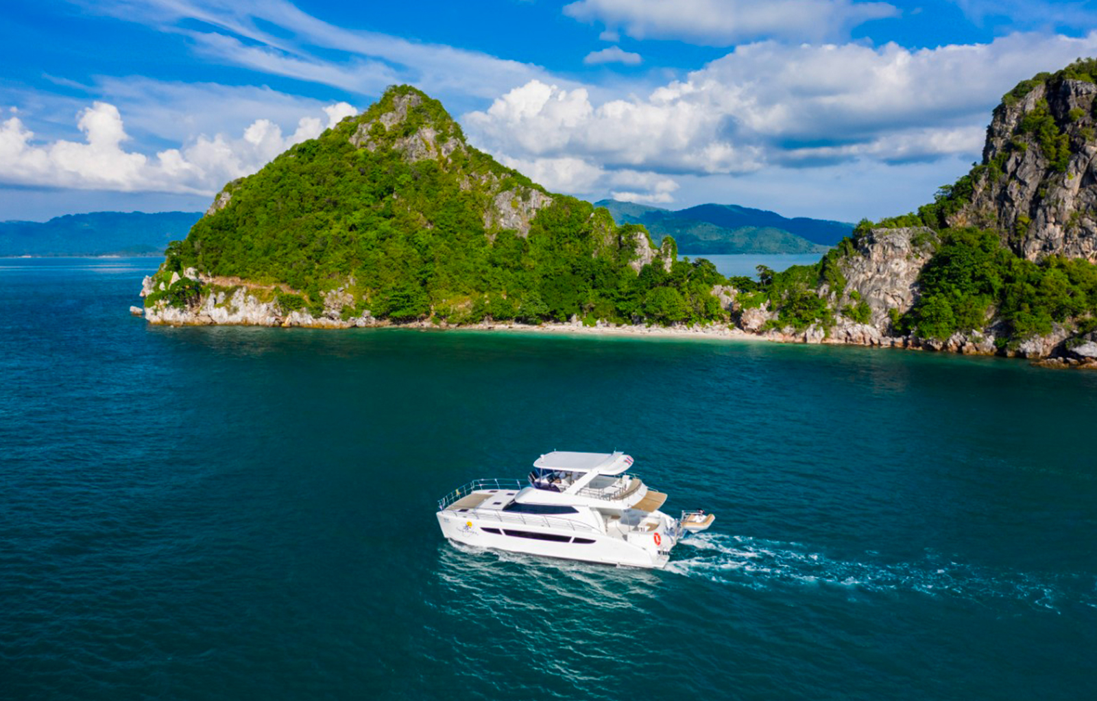 Your Private Charter Boat Samui