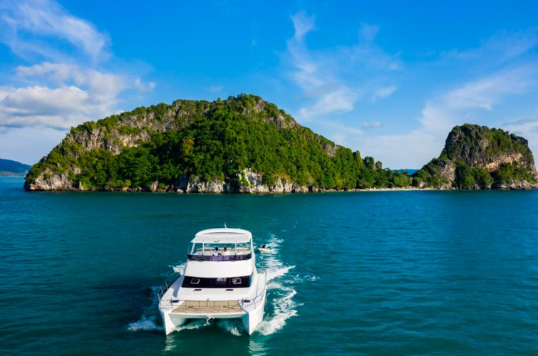 Votre charter privée à Koh Samui